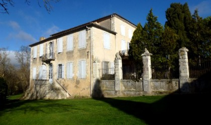 Biens AV - Château - lectoure