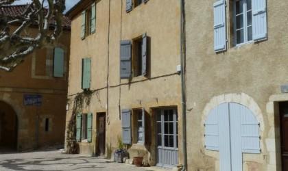 Biens AV - Maison de village - auch